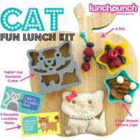 Lunch Punch Fun Lunch Kit - Cat