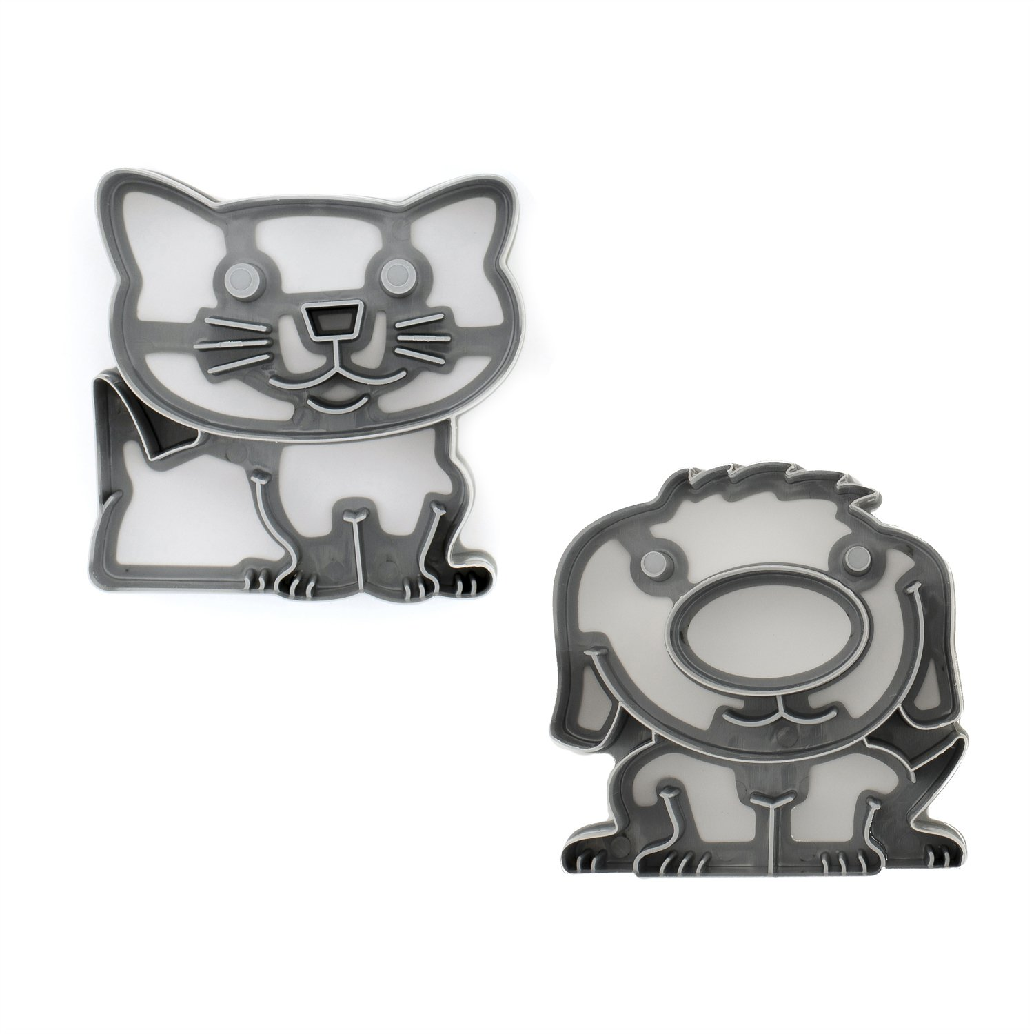 Lunch Punch PAWS Sandwich Cutters - 2 pk