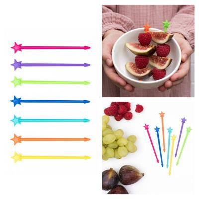 Lunch Punch Stix Rainbow 7pk