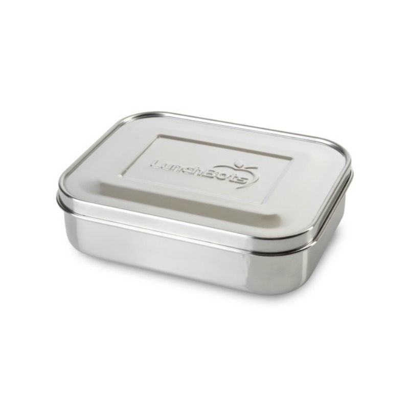 Lunchbots Classic Duo Stainless Steel
