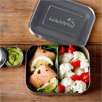 Lunchbots Classic Duo Stainless Steel - dipper sold separately