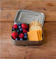 Lunchbots Pico Duo - All Stainless Steel Lunchbox Container