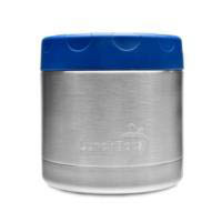 LunchBots Thermal Stainless Steel Insulated Food Jar - 470ml/16oz Royal Blue