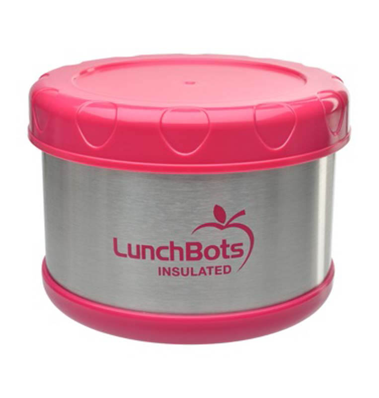 Lunchbots Thermal Stainless Steel Insulated Food Jar 500ml