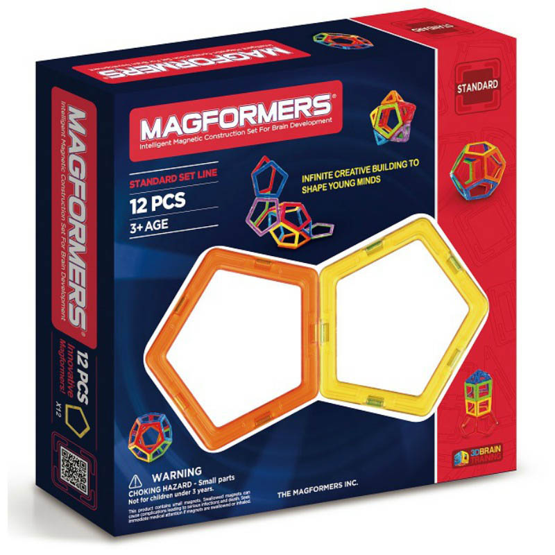 Magformers - Pentagon 12pcs Set
