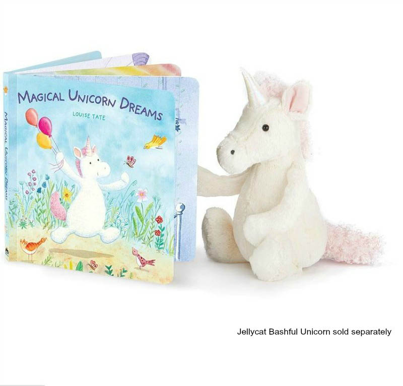 Magical Unicorn Dreams (Jellycat Bashful Unicorn Book) By Louise Tate
