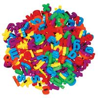Magnetic Lowercase Letters 288 Pieces