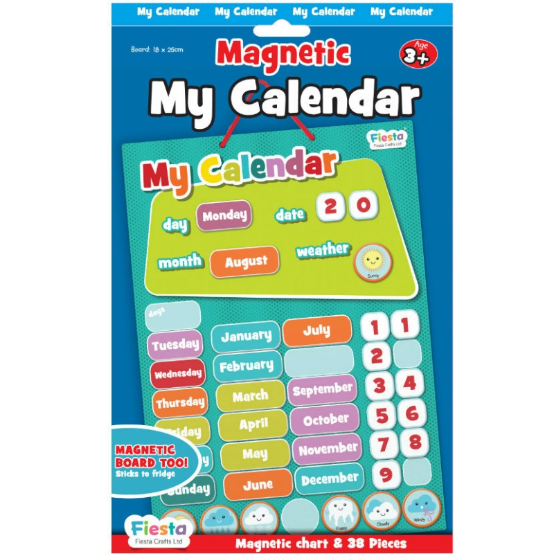 Magnetic My Calendar