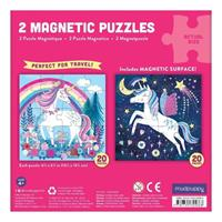 Magnetic Puzzle Unicorn