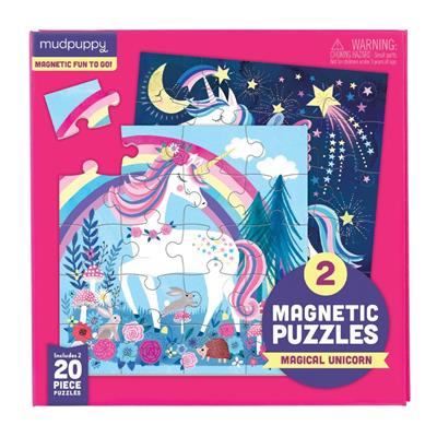 Magnetic Puzzle Magic Unicorn