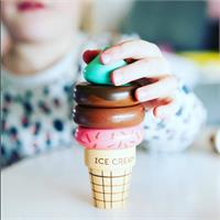 Make Me Iconic Ice Cream magnetic Stacking Puzzle