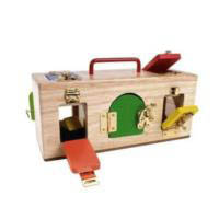 .Mamagenius Original Lock Activity Box