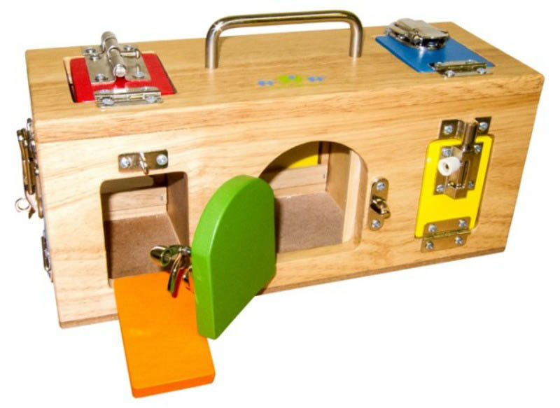 Mamagenius Original Lock Activity Box.