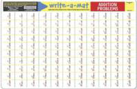 Addition Learning Mat side 1