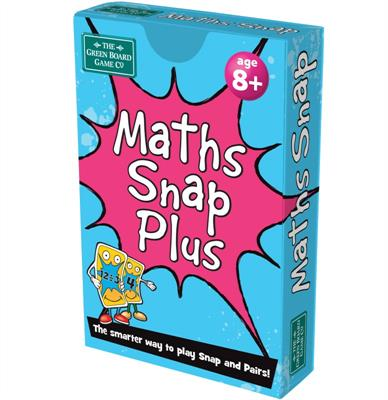 Maths Snap Plus Cards
