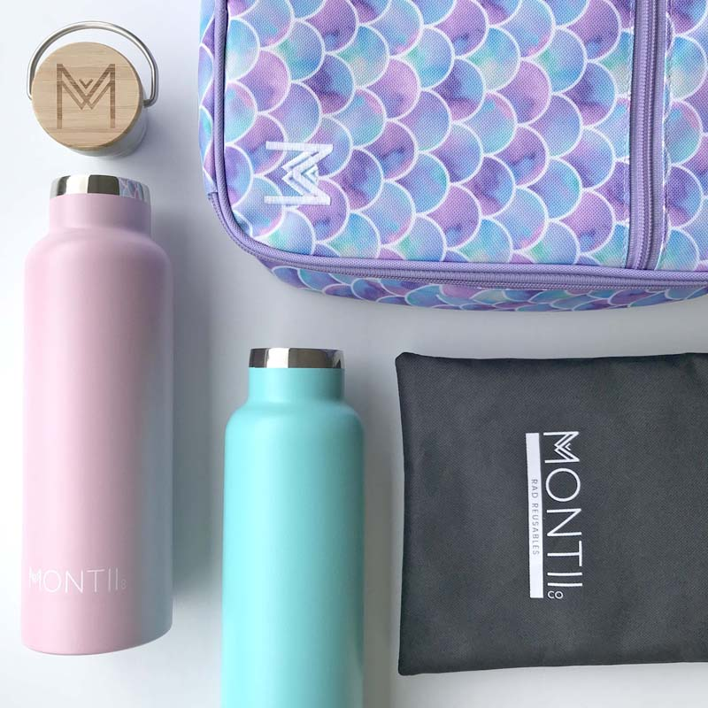 MontiiCo Bottle and Bag