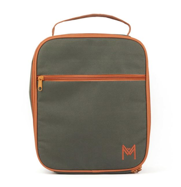 Montiico Insulated Moss Lunch Bag