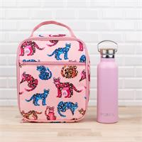 MontiiCo Insulated Wild Cats Lunch Bag