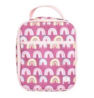 Montiico Insulated Chasing Rainbows Lunch Bag
