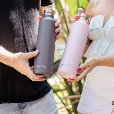 Montiico Mega Bottle Dusty Pink
