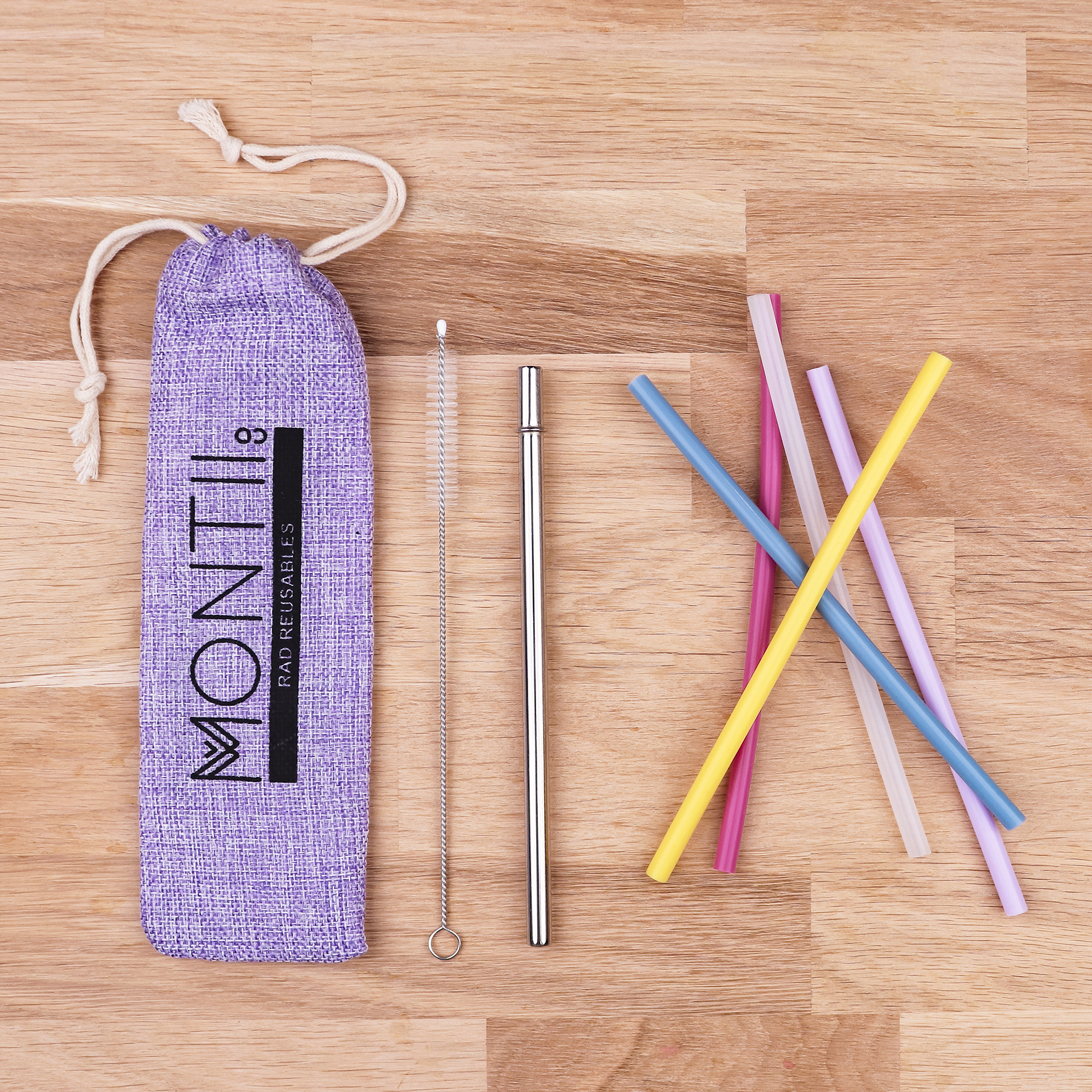 Mini Straw Set Mellow