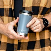 Grey Coffee Cup Montiico