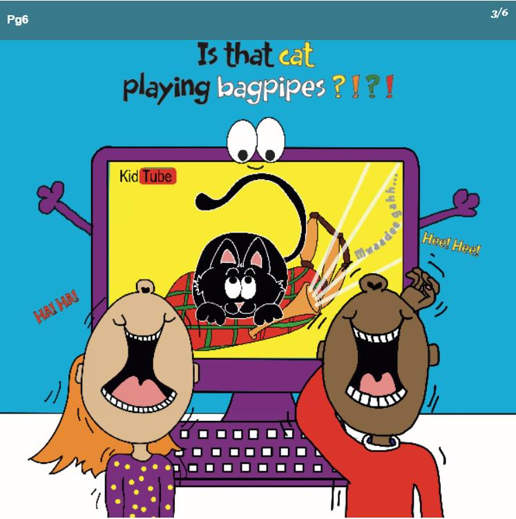 My Device Rules – Kids Tech-Safety Book