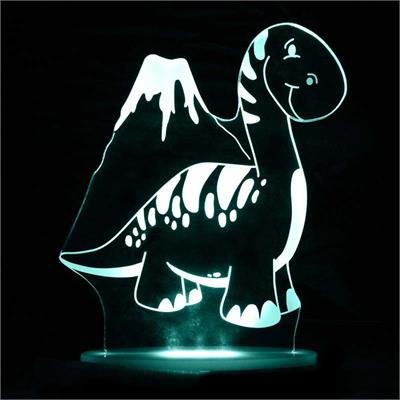 My Dream Light LED Night Light Dinosaur PLUG IN