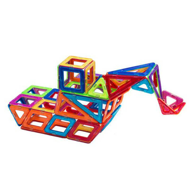 Neoformers - Magnetic Building 62pcs Designer Set