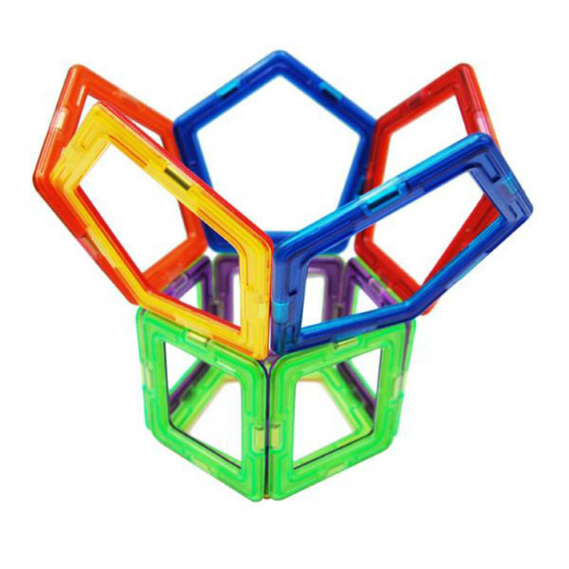 Neoformers - Magnetic Building 62pcs Set