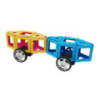 Neoformers - Magnetic Building Vehicle 36pcs Set