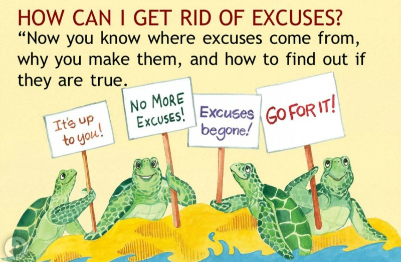 No Excuses! by Dr Wayne W.Dyer with Kristina Tracy