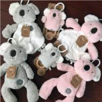 O.B Designs - Kelly Koala (Grey) and Kate Koala (Pink) Range