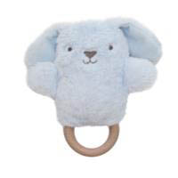 O.B Designs Dingaring - Bruce Bunny (Blue)