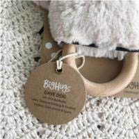 O.B Designs Dingaring - Dave Dog (Beige)