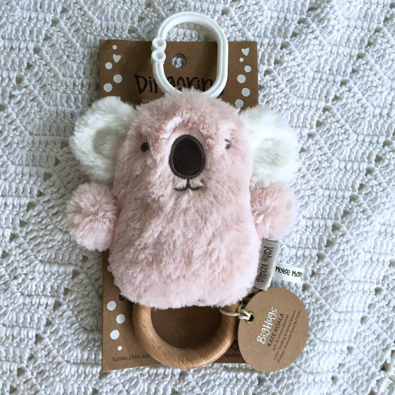 O.B Designs Dingaring Pink Kate Koala