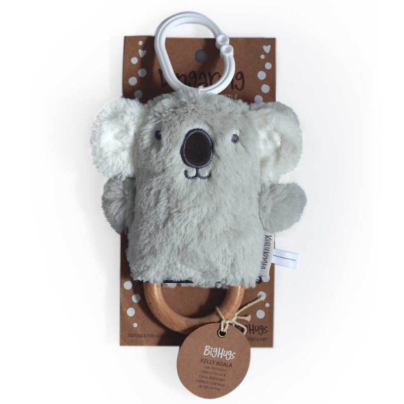 O.B Designs Dingaring - Kelly Koala (Grey)