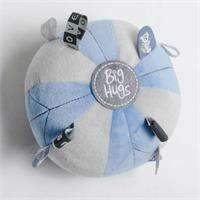 O.B Designs Blue/Grey Sensory Tag Ball