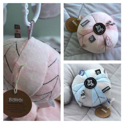 O.B Designs Sensory Tag Ball