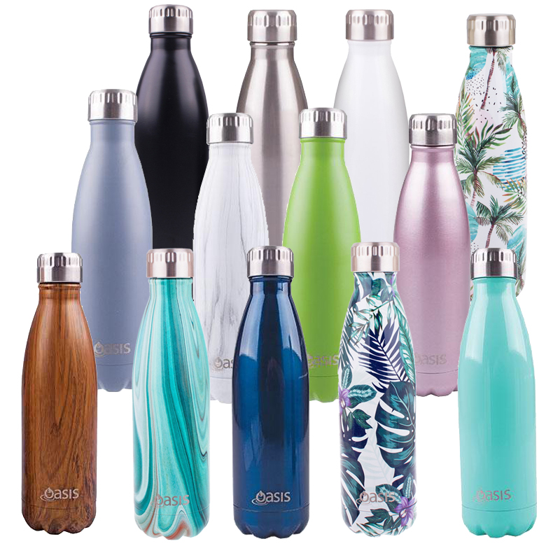 Oasis 500 ml Insulated Drink Bottle
