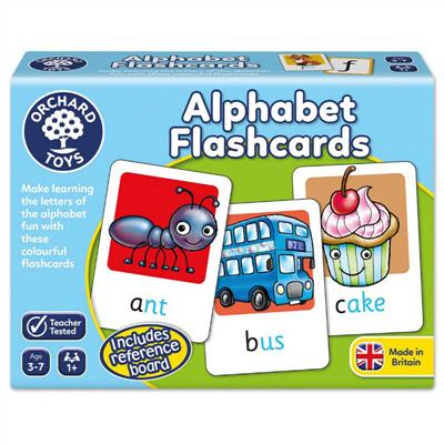 Orchard Toys - Alphabet Flashcards