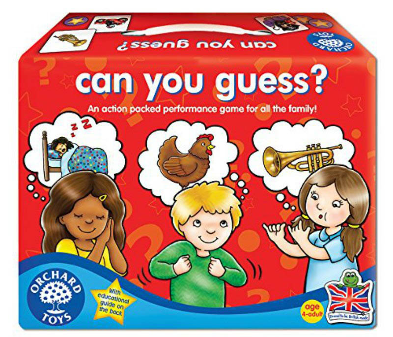 Orchard Toys Can You Guess Game