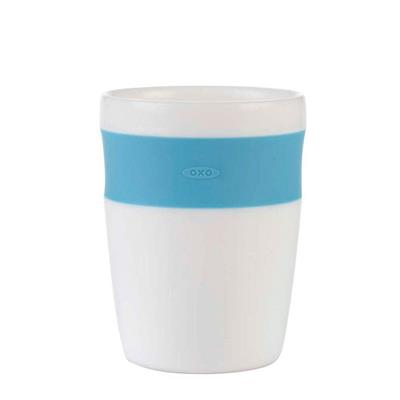 OXO Tot-Kids Bathroom Accessories-Rinse Cup {Aqua}