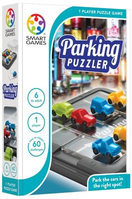Smart Games Parking Puzzler Game