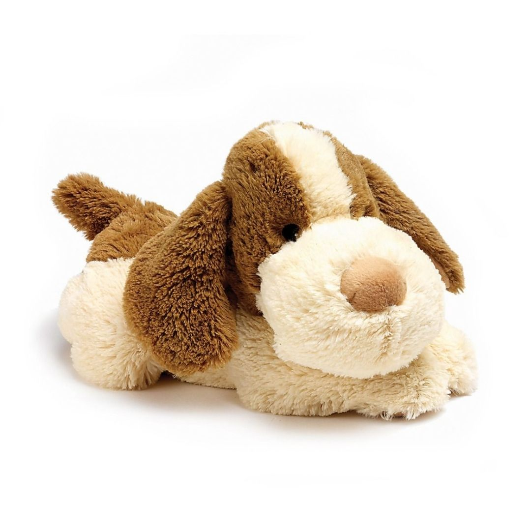 Patch Puppy Microwavable Soft Toy