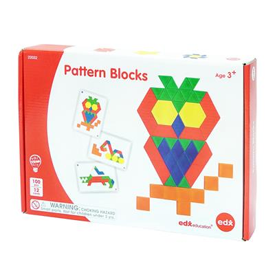 Patterns Blocks Activity Set