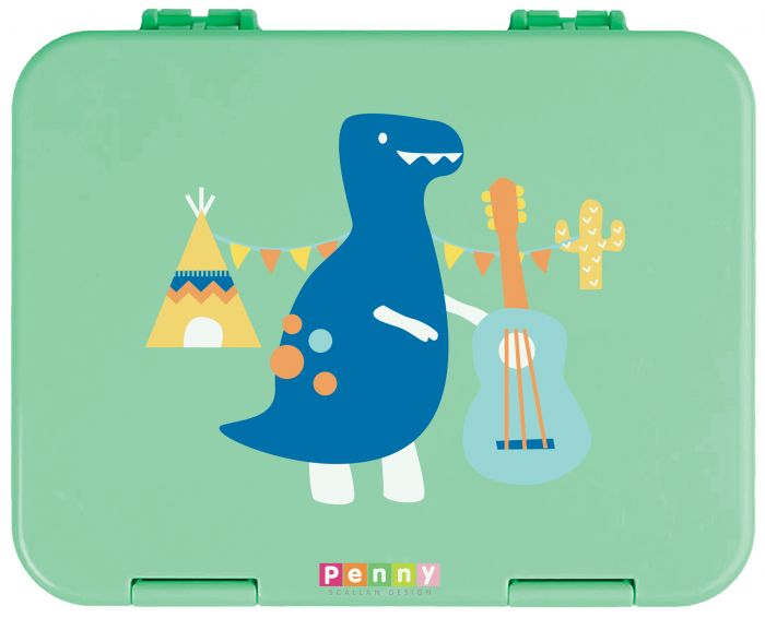 Penny Scallan Bento Box Dino Rock