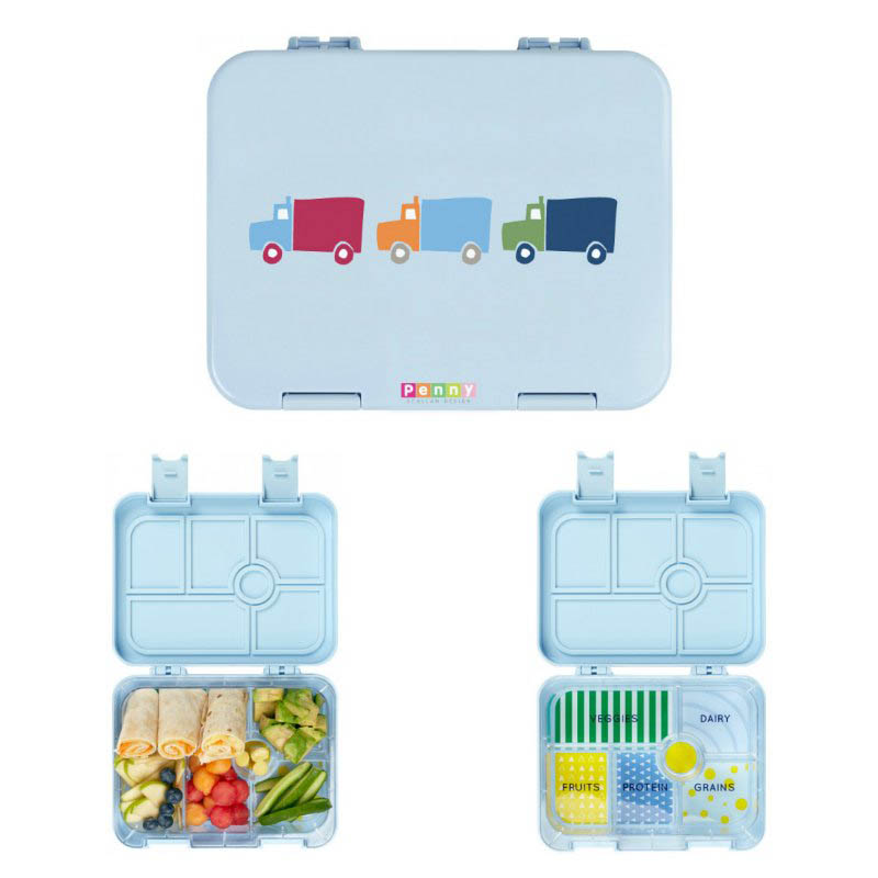 Penny Scallan Bento Box Big City | Kids Lunch Box