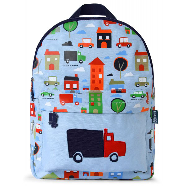 Penny Scallan Canvas Backpack - Big City (Bare Collection)