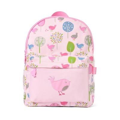 Penny Scallan Canvas Bare Backpack Chirpy Bird